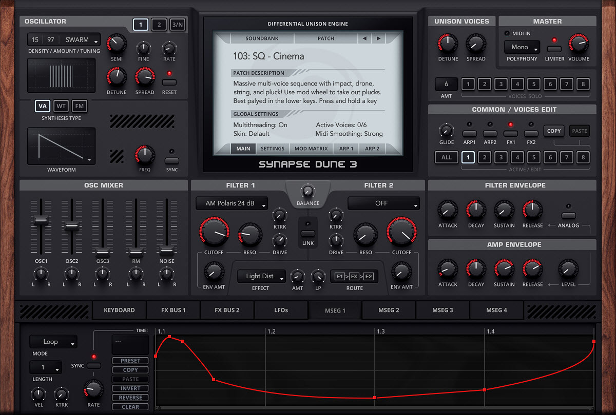 KVR: Universal - Dune 3 Presets by New Loops - DUNE 3
