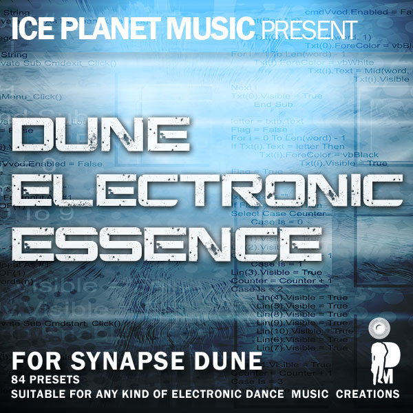 Dune Electronic Essence - Vol 1