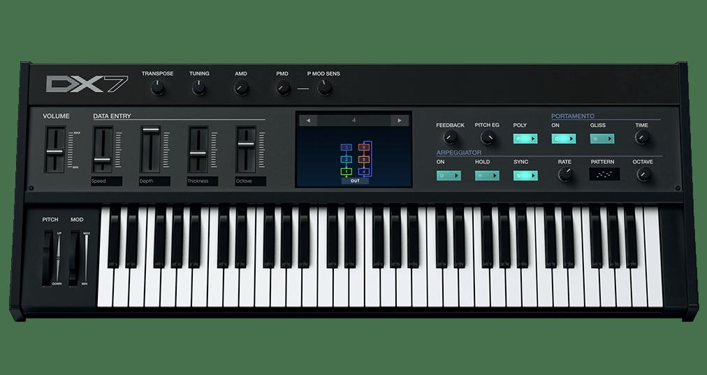 Yamaha Dx Electric Piano Vst