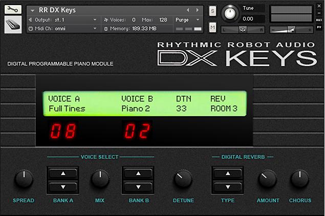 DX Keys