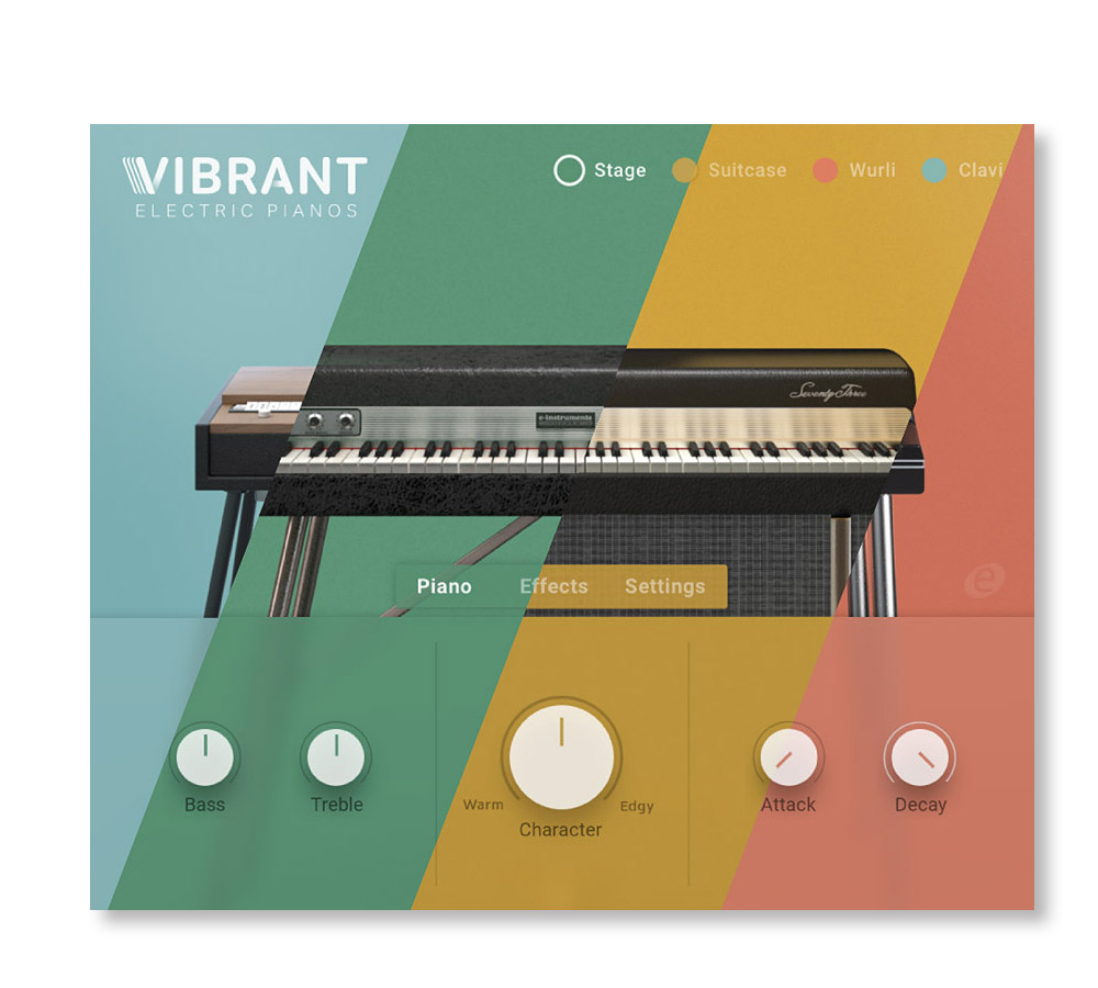 KVR: Vibrant Electric Piano Suite for HALion by e