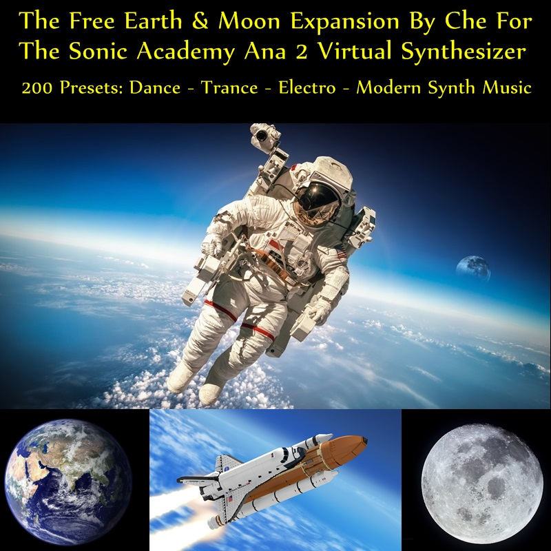 The Earth & Moon Expansion