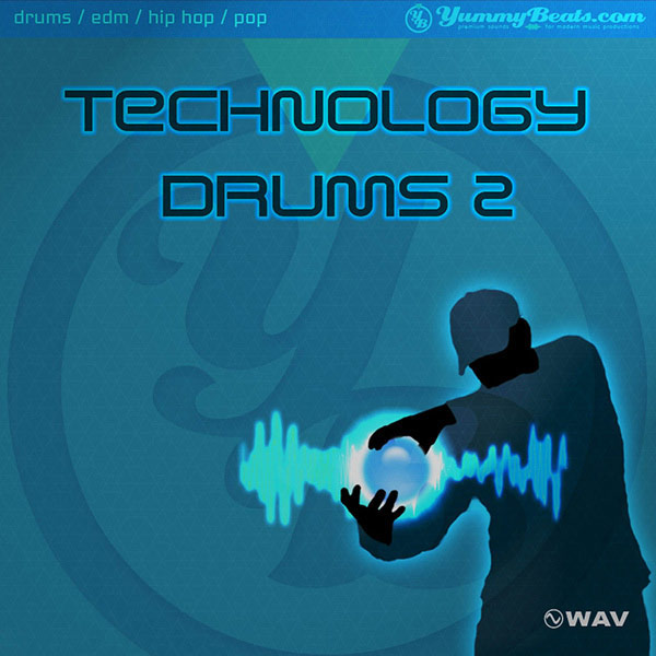Technology Drums 2