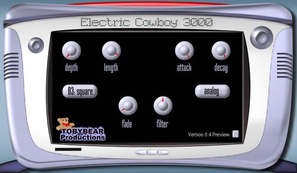 Electric Cowboy 3000