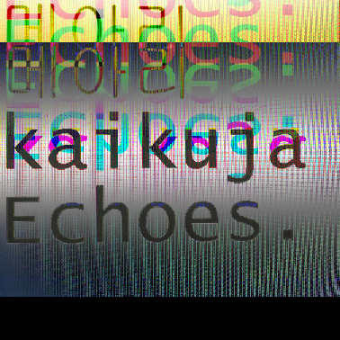 echoes.