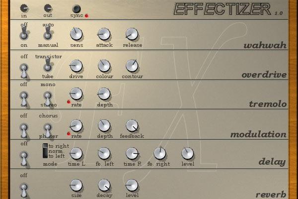 Effectizer