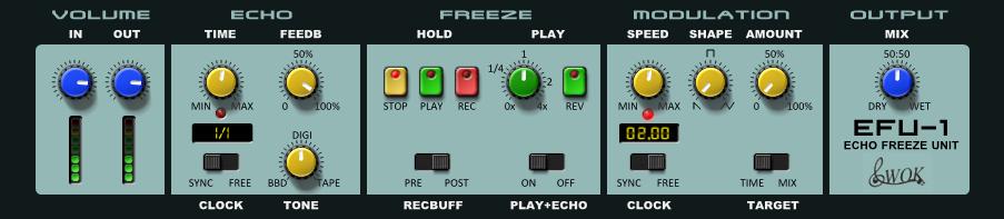 EFU-1 Echo Freeze Unit