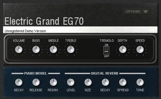 Electric Grand EG70