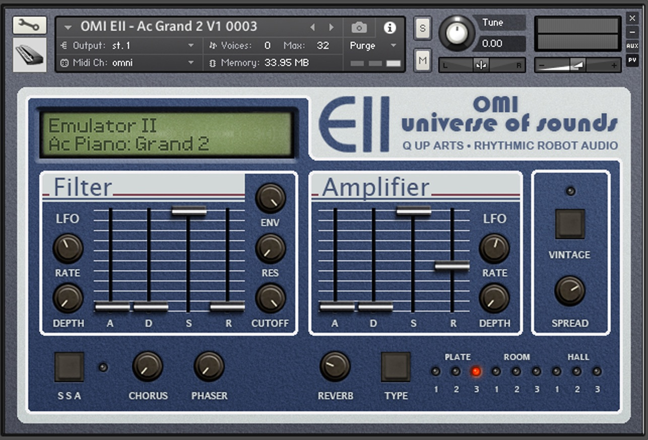 OMI EII Universe of Sounds V2