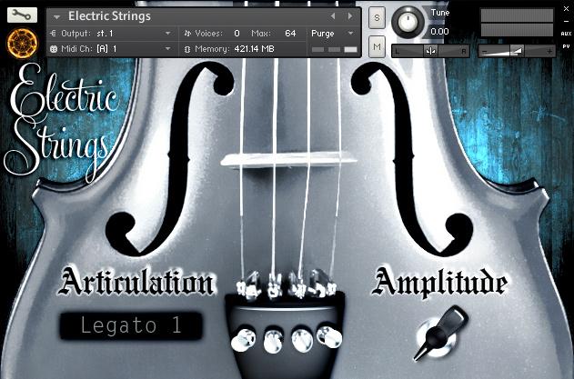KVR: Hybrid Strings by Neocymatics - Strings