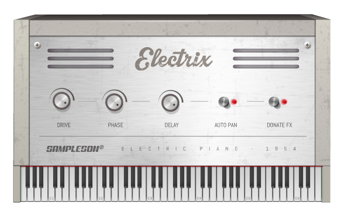 KVR: Electrix - Rare Electric Piano by Sampleson - Electric