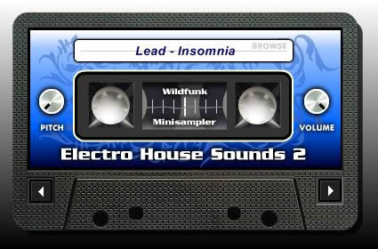 KVR: Electro House Sounds 2 by Wildfunk - Synth (Sample