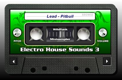 Electro House Sounds 3
