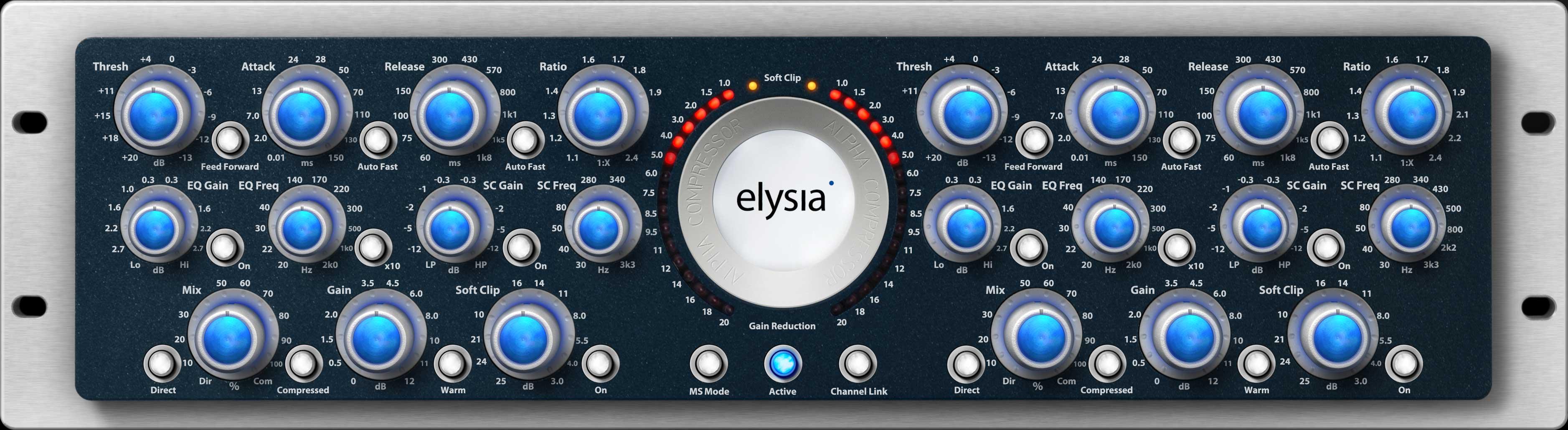 Kvr Elysia Alpha Compressor By Plugin Alliance