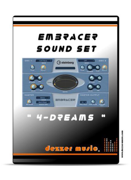4-Dreams - Sound Set for Steinberg Embracer