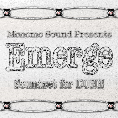 Emerge Soundset for Dune