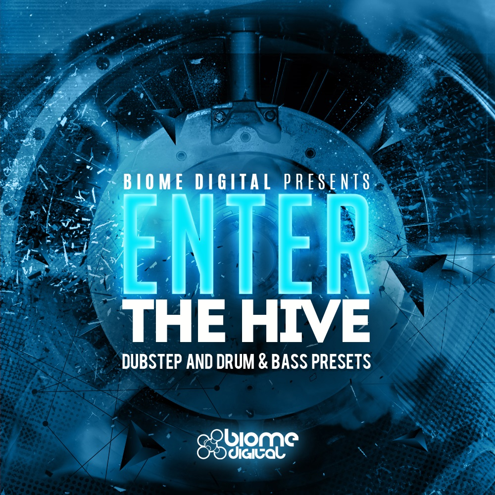 Enter The Hive – 80 Dubstep and Drum & Bass Presets for Hive