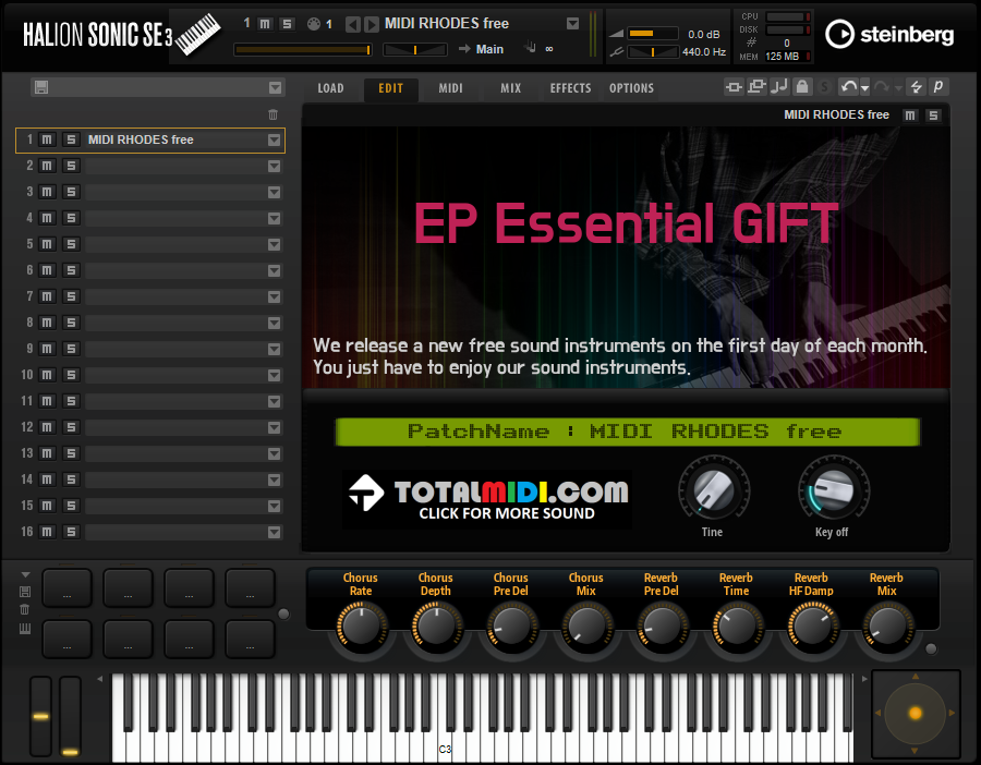 EP Essential GIFT (free)