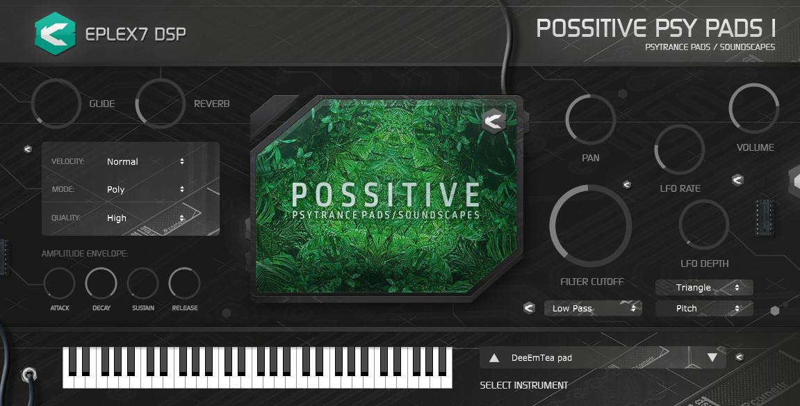 Possitive Psy Pads & soundscapes 1