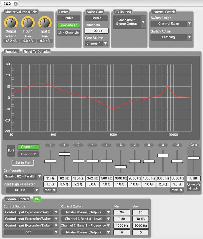 Neuro Desktop Editor - EQ