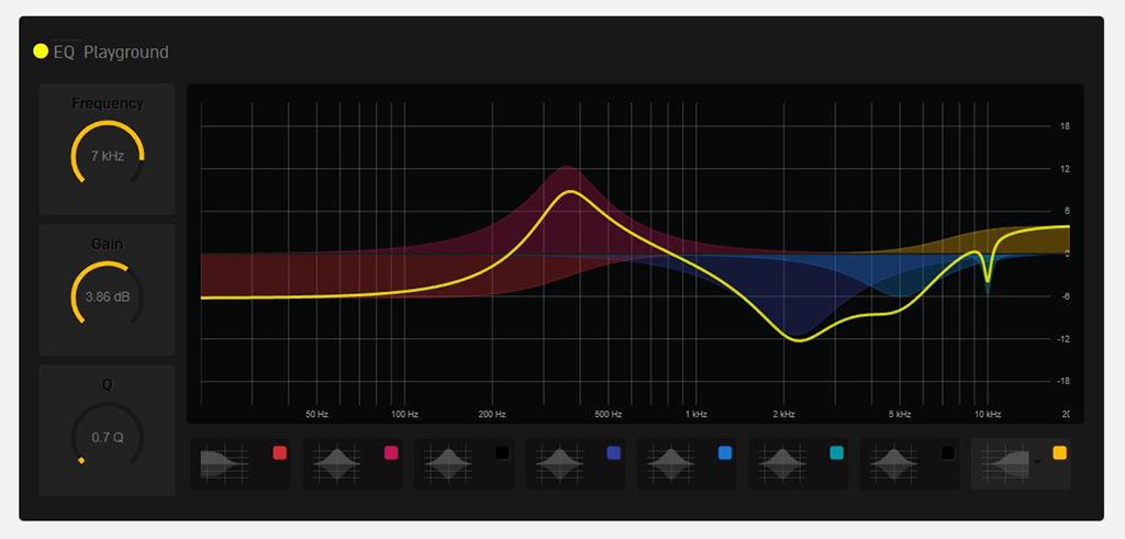 Kvr soundgym announces eq knight new eq ear training game soundgym has announced eq knight a new ear training game that was added to soundgyms audio ear training platform ccuart Image collections