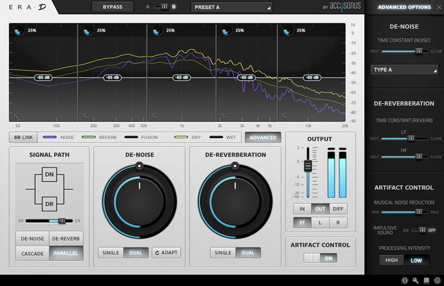Noise reduction plugin free download