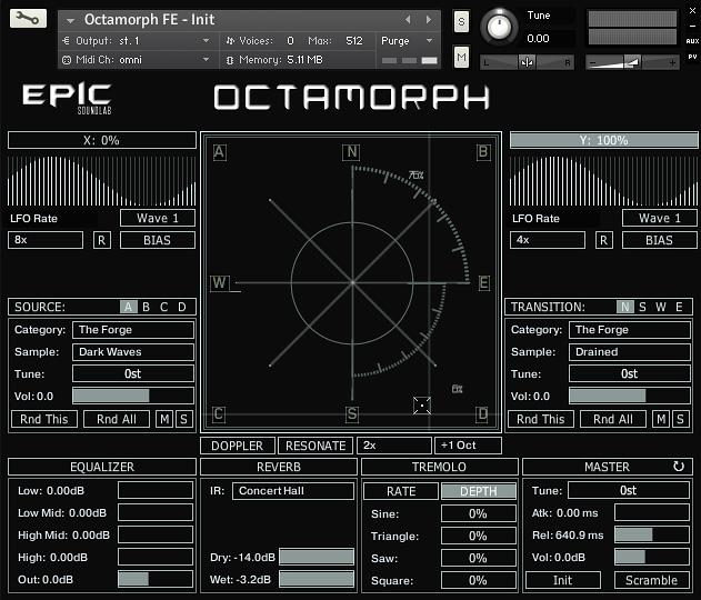 Octamorph FE (Forge Edition)