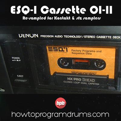 ESQ-1 Cassette 01-11