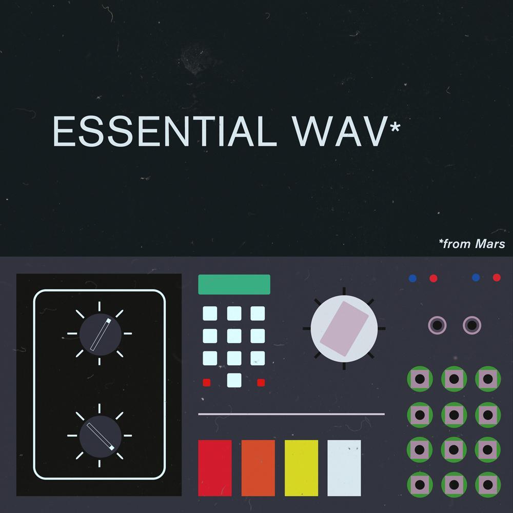 Essential WAV from Mars