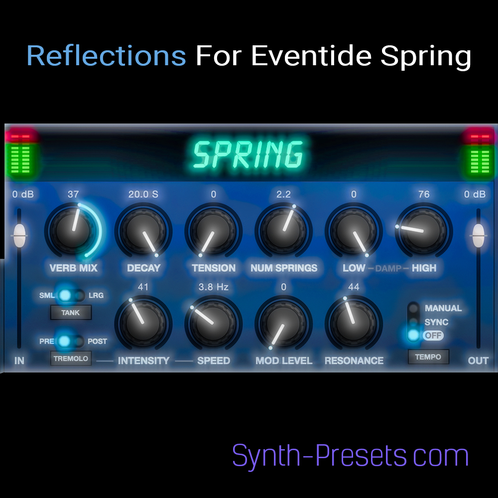 Reflections For Eventide Spring
