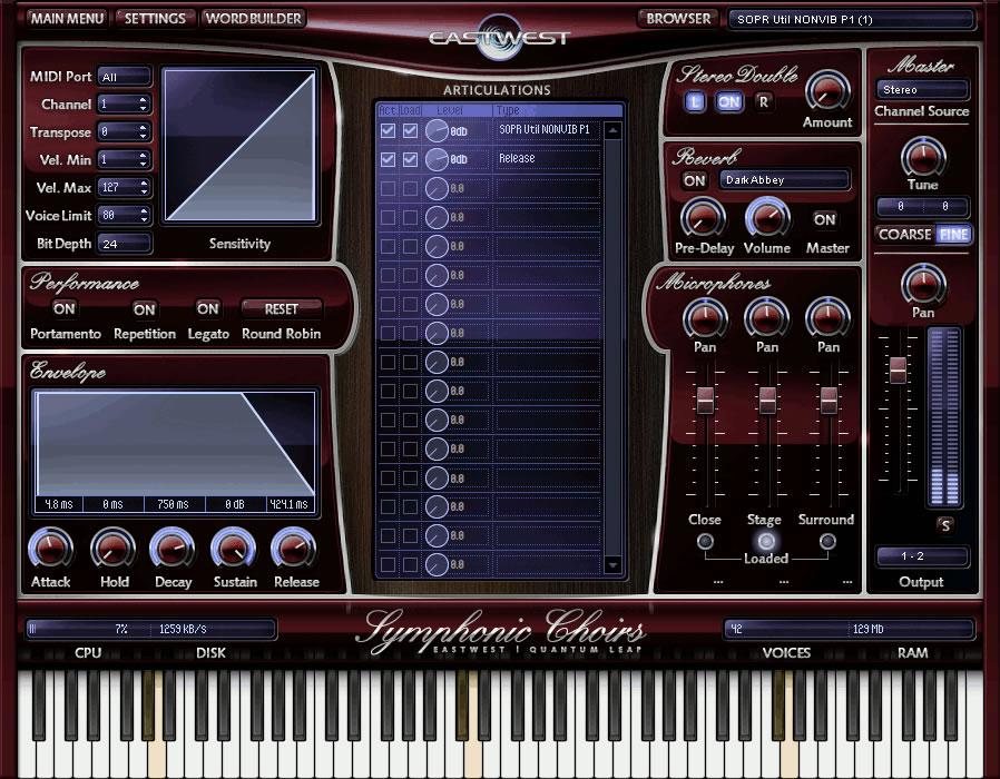 kvr symphonic choirs by eastwest choir vst plugin audio units plugin vst 3 plugin rtas. Black Bedroom Furniture Sets. Home Design Ideas