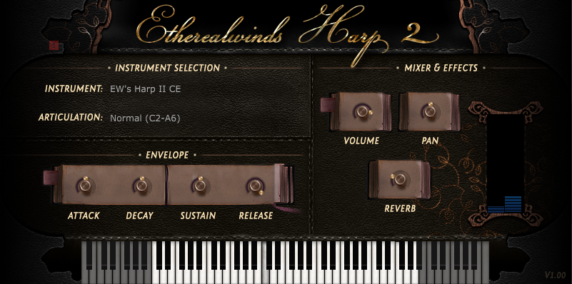 Etherealwinds Harp II: Community Edition