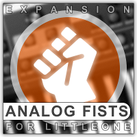 Analog Fists (Exp for LittleOne)