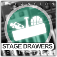 Stage Drawers (exp)