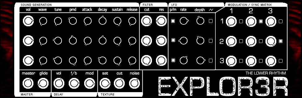 Explor3r