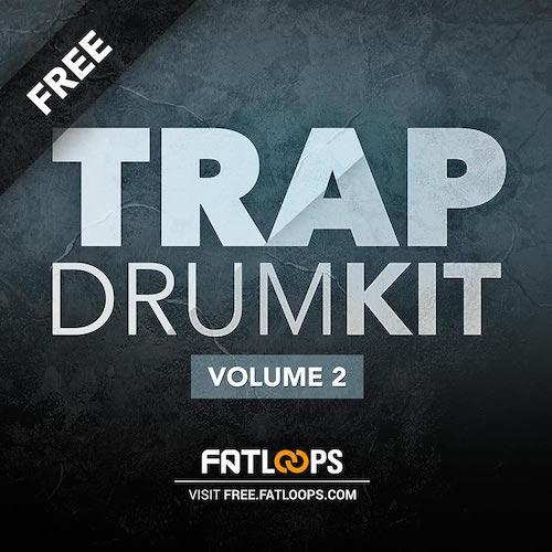 Trap Drum Kit 02
