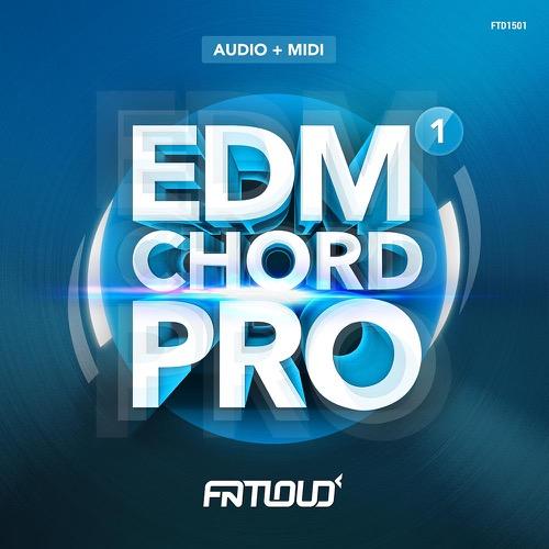 EDM Chord Progressions Volume 01