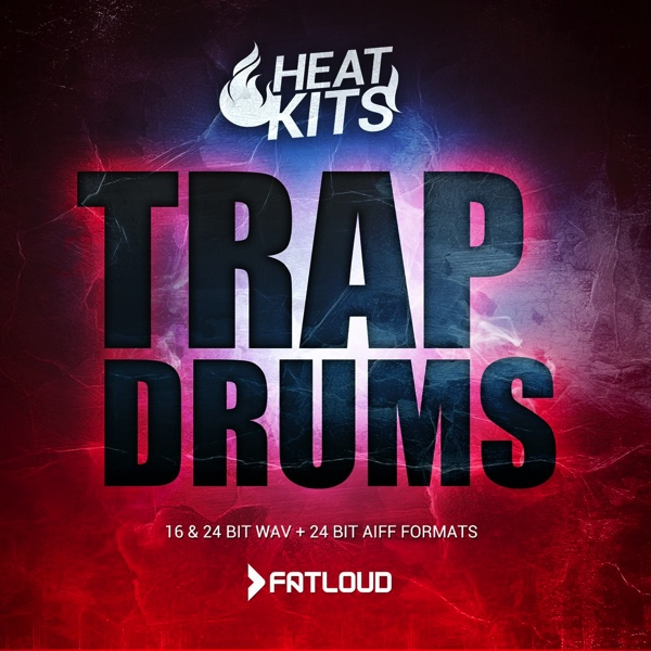 HEat Kits: Trap Drums