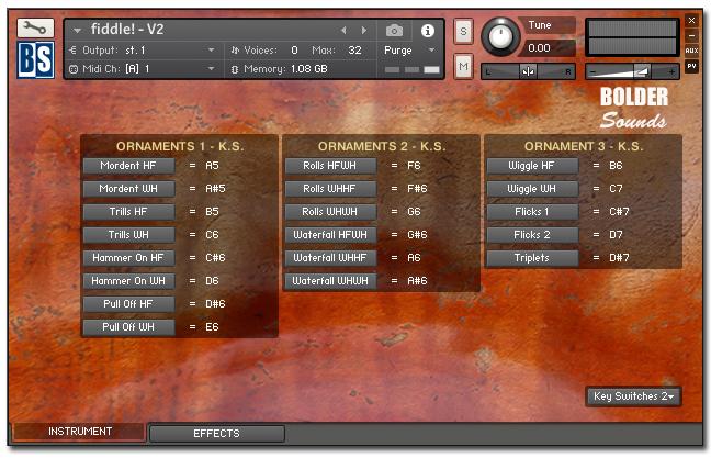 KVR: Bolder Sounds announces fiddle! V2 release for Kontakt