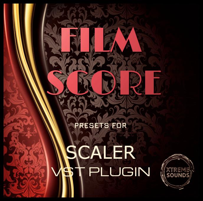 Film Score for Scaler VST