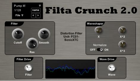 Filta Crunch 2.0