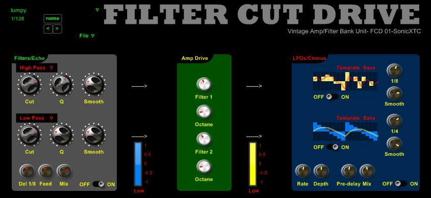 Filter Cut Drive