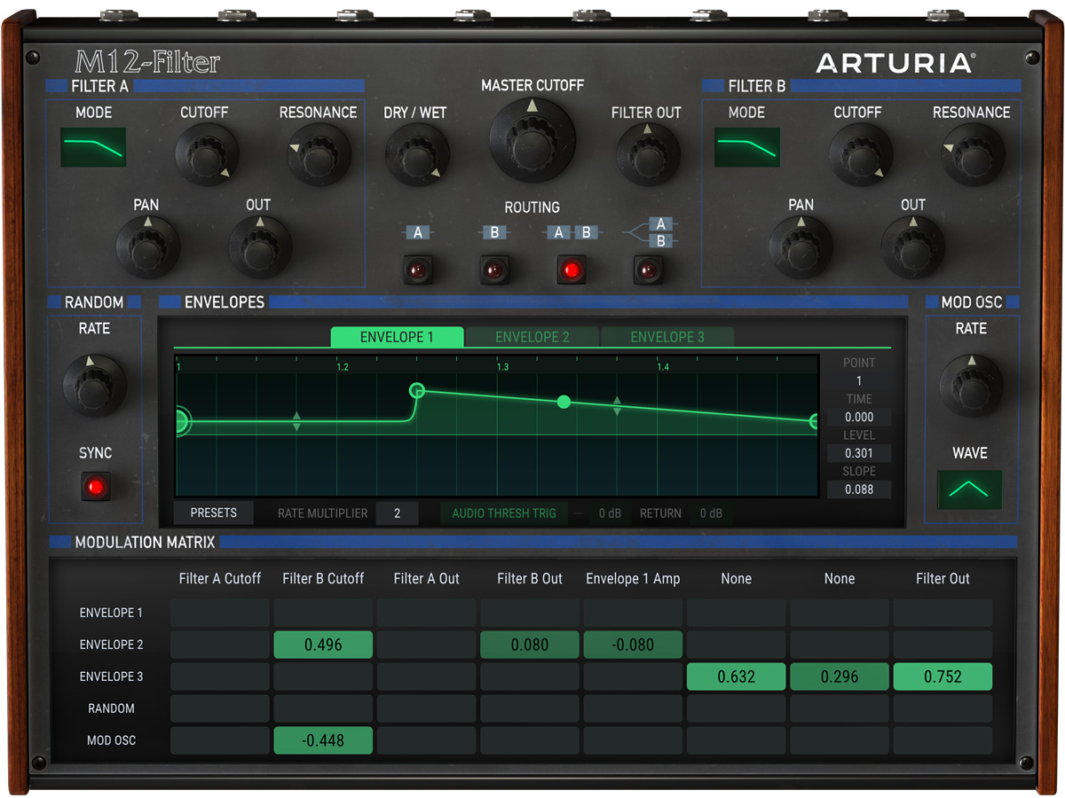 KVR: Arturia release 6 new plugins and 2 new software bundles based on vintage studio gear and ...