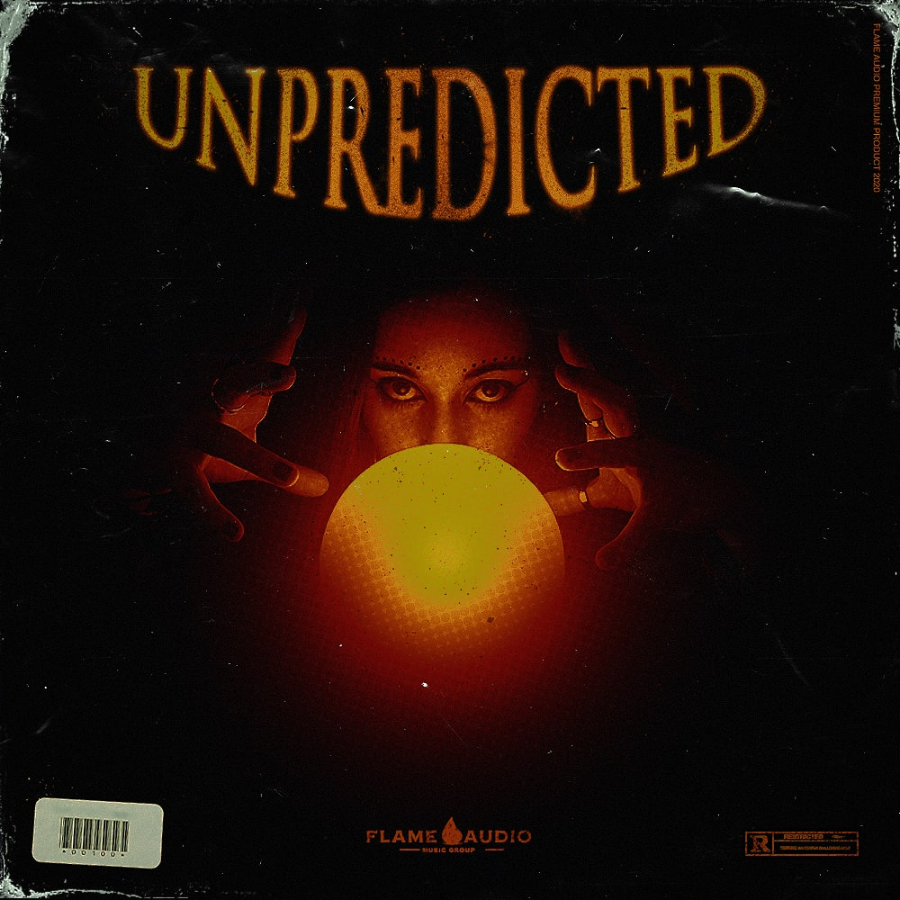 Flame Audio - Unpredicted - Stem Pack - Cover
