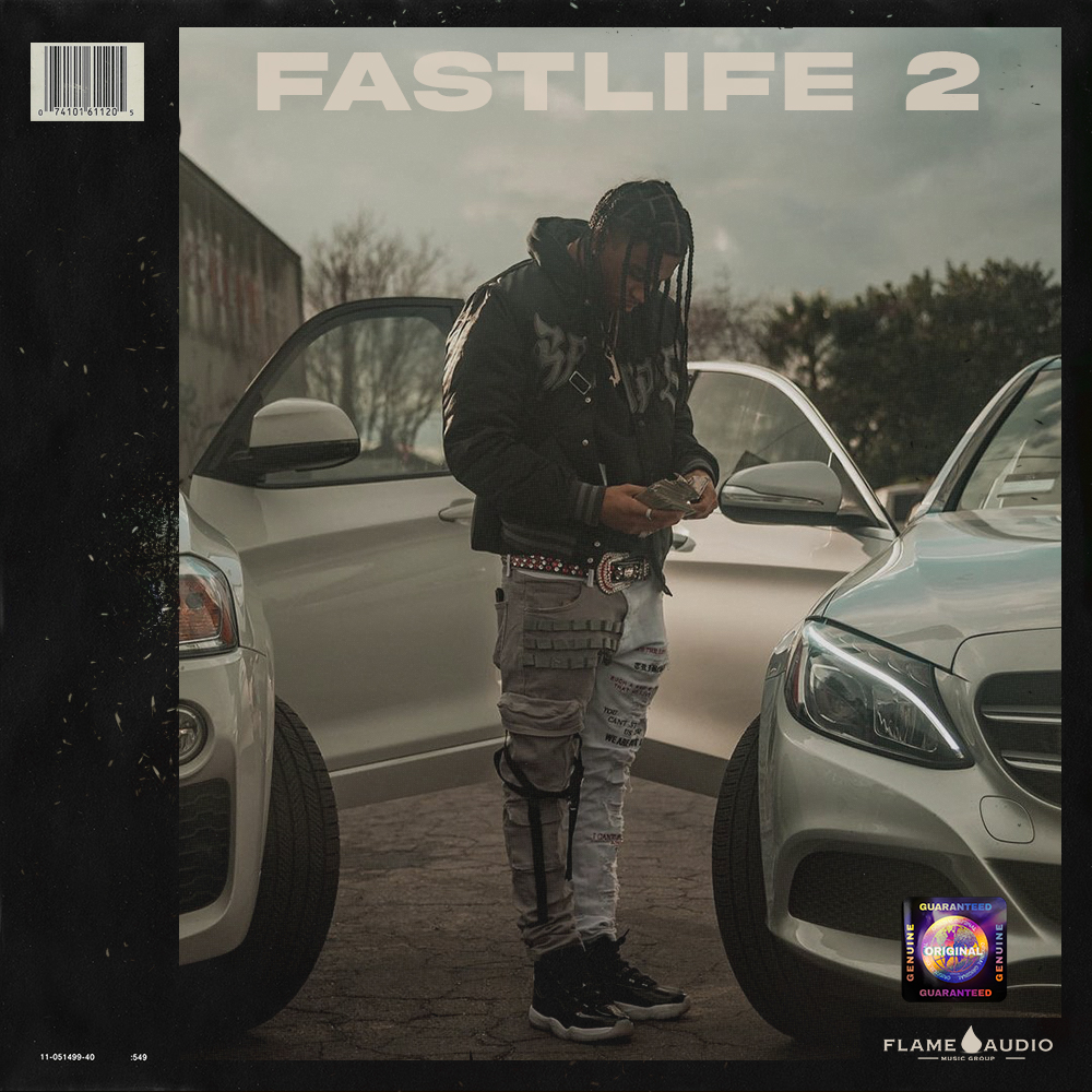 Flame Audio - Fast Life 2 - Sample Pack - Cover