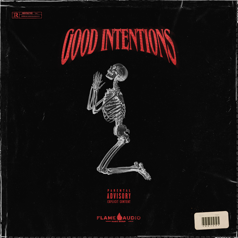 Flame Audio - Good Intensions - Construction Kits - Cover