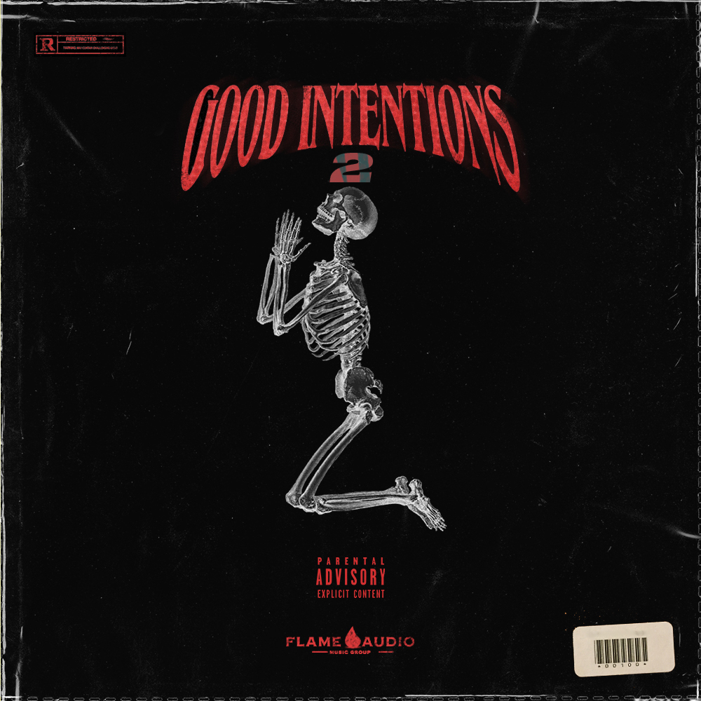 Flame Audio - Good Intensions 2 - Construction Kits - Cover