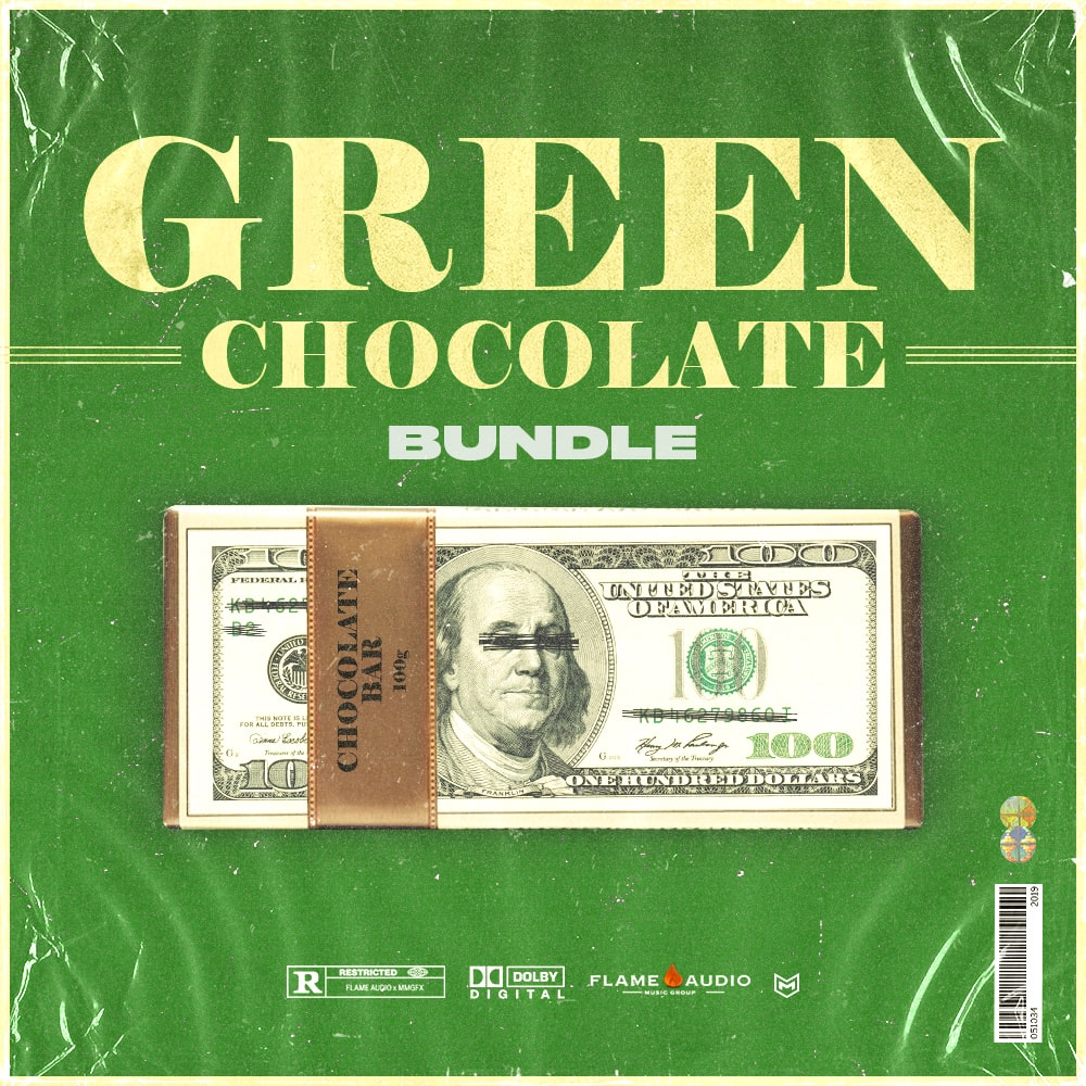 Flame Audio - Green Chocolate - Bundle - Cover