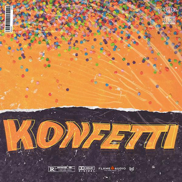Flame Audio - Konfetti - Construction Kits - Cover