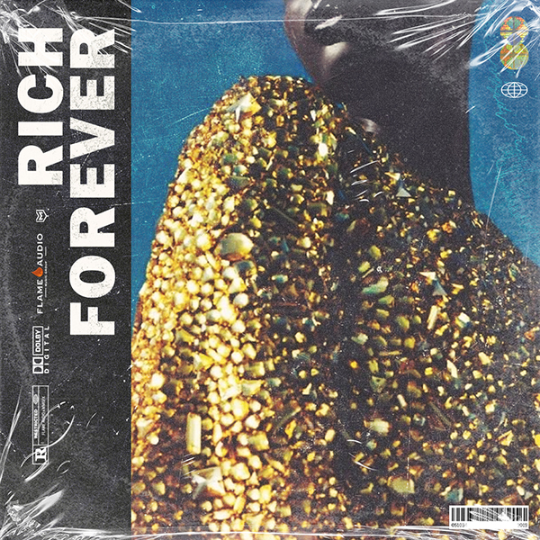 Flame Audio - Rich Forever  - Drumkit - Cover